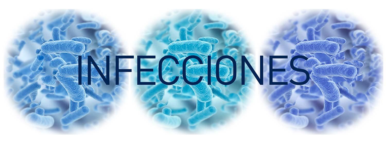 infecciones imagen destacada de página