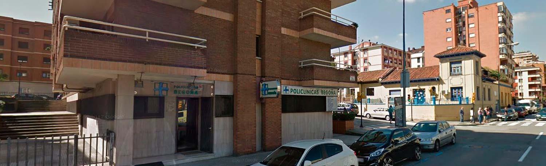 Clínica Ginecológica en Gijón. Contacto y localización.