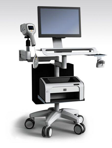 colposcopia, luciaviorginecologa, vista del aparato.